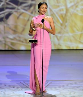 Thandie Newton, 2018 Emmy Winner