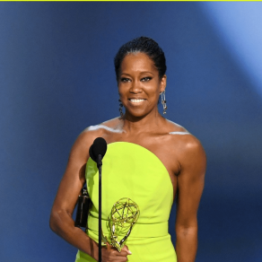 Regina King, 2018 Emmy winner