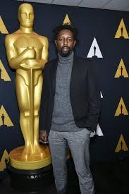 Ladj Ly at the Academy Awards; zimbio.com